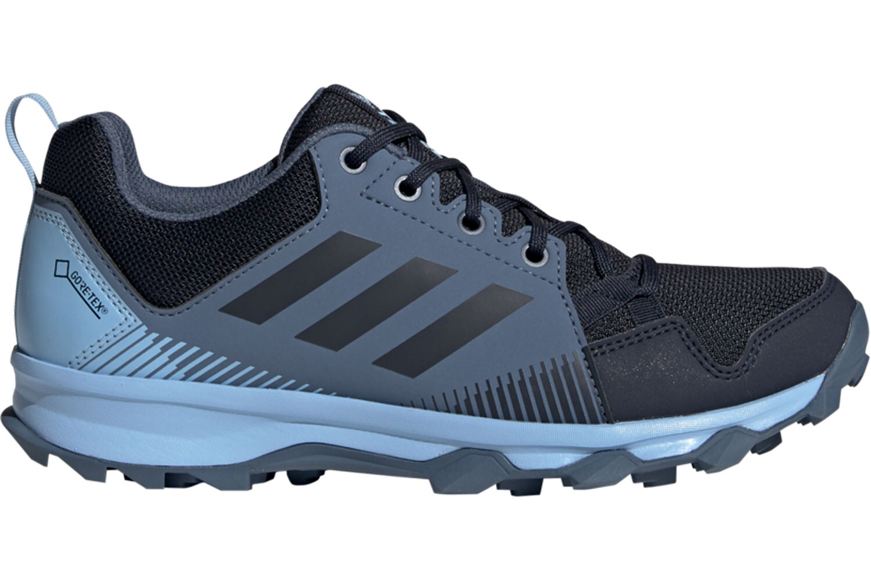 adidas TERREX TraceRocker GTX Trailrunning Schoenen Dames,  black/carbon/green